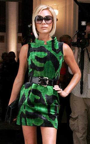 Fab Flash: Victoria Beckham Tops Worst-Dressed List in 2007