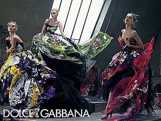 Fab Ad: Dolce & Gabbana Spring 2008