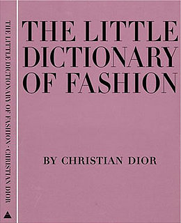 Fab Read: The Little Dictionary of Fashion