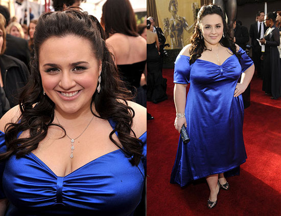 Screen Actors Guild Awards: Nikki Blonsky