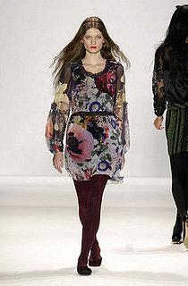 New York Fashion Week, Fall 2008: Erin Fetherston