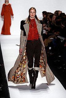 New York Fashion Week, Fall 2008: Carolina Herrera