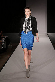 New York Fashion Week, Fall 2008: Brian Reyes