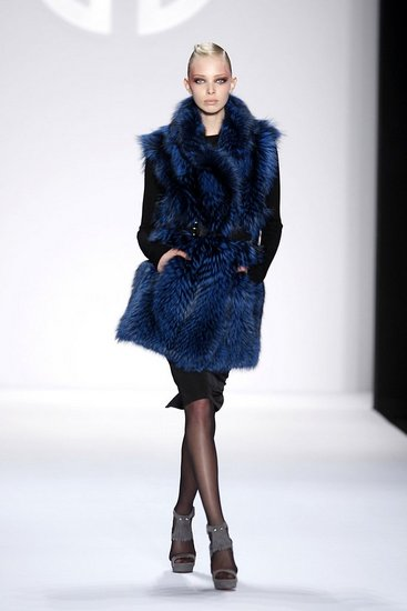 New York Fashion Week, Fall 2008: Bill Blass