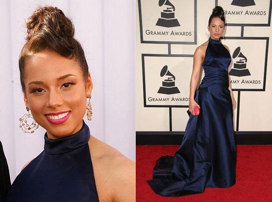 Grammy Awards: Alicia Keys