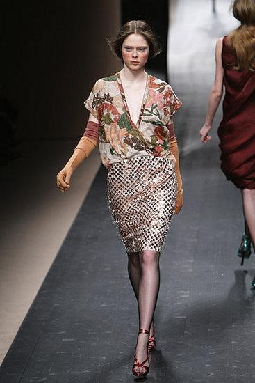 Milan Fashion Week, Fall 2008: Missoni