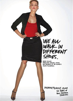 Fab Ad: Kenneth Cole Non-Uniform Thinking Campaign