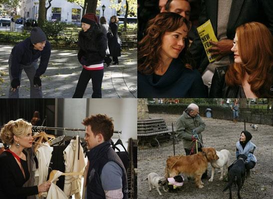 "Cashmere Mafia Fashion Quiz: ""Dog Eat Dog"""