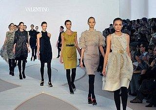 Paris Fashion Week, Fall 2008: Valentino