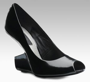 Marc Jacobs Surrealist Patent Pump: Love It or Hate It?