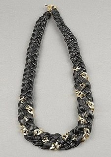 CC Skye Braided Chain Leather Necklace: Love It or Hate It?