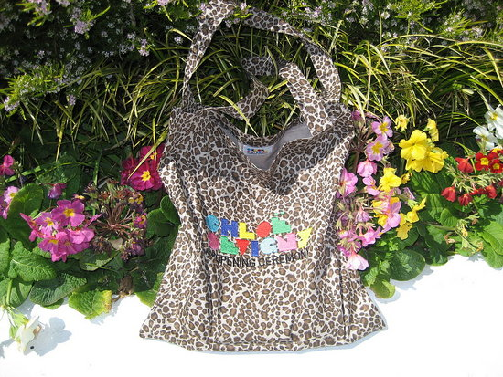 Roar . . . We're Giving Away a Chloë Sevigny for Opening Ceremony Leopard Tote!