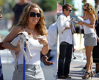Mariah the Non-Diva Hits St. Barth's