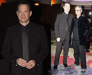 Tom Hanks at the Paris Photocall For Charlie Wilson's War