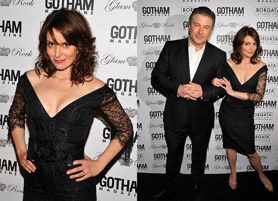 Alec and Tina Go Gotham