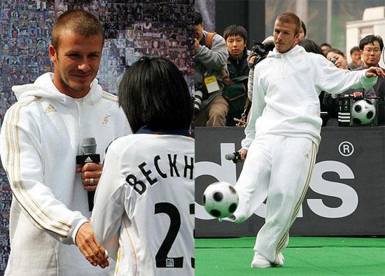 Beckham's Still Got Seoul