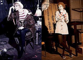 Michelle For Elle Magazine