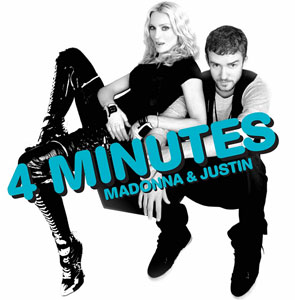 """Listen to Madonna and Justin Timberlake's """"4 Minutes"""""""