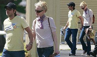 Nicole Kidman and Keith Urban's Tour Life