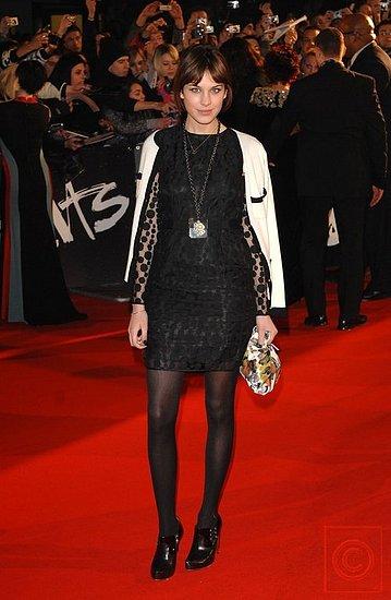 Fashion Inspiration - Alexa Chung