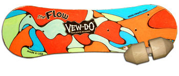 Review of Flow by Vew-Do Balance Boards