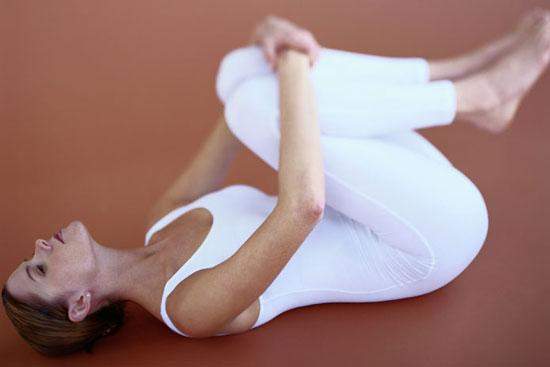 Stretch It: Fetal Position Back Stretch