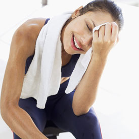 Fitness Tip: Focus to Make Your Workout Count