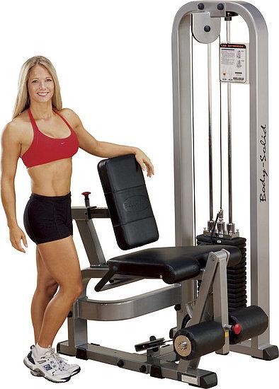 Gym Equipment Explained: Leg Extension Machine