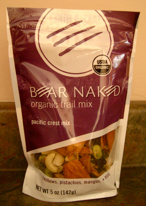 Food Review: Bear Naked Trail Mix – Pacific Crest