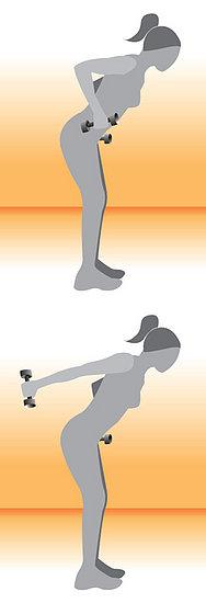 Get Lifted: Triceps Kickbacks