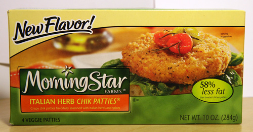 Food Review: Morningstar Farms Chicken Patties
