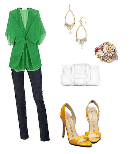 How To: Look Classy for St. Patty's Day
