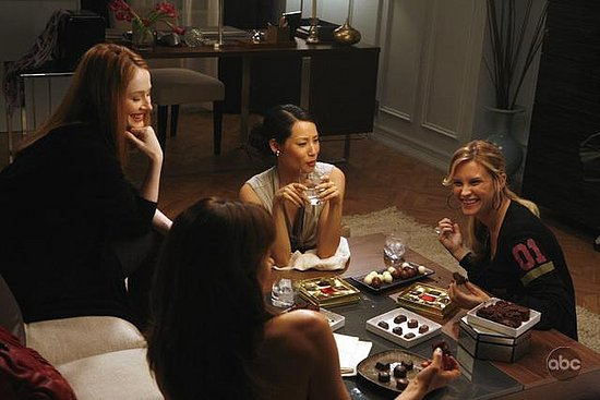 """Cashmere Mafia Recap: Episode 6, """"Yours, Mine, and Hers"""""""