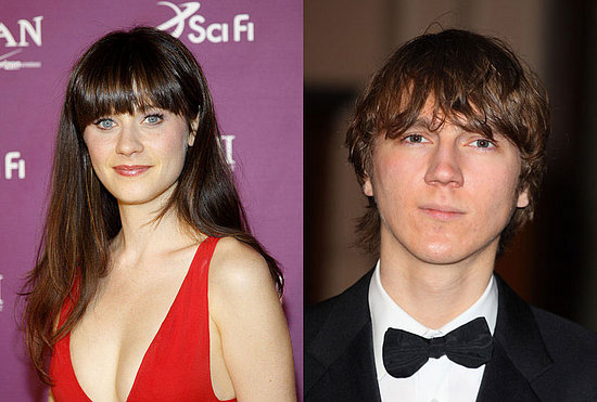 Paul Dano, Zooey Deschanel: Adorable Indie Duo