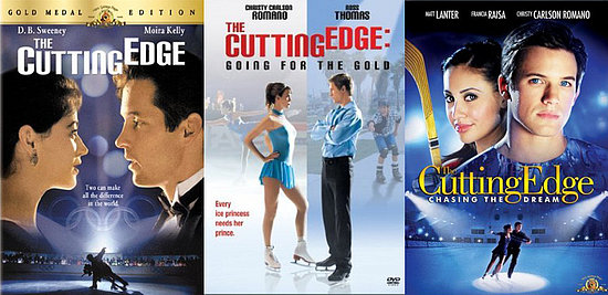 This Weekend: The Cutting Edge 1, 2, and 3 (Yes, 3!)