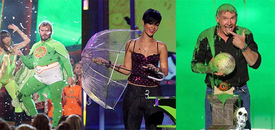 2008 Nickelodeon Kids' Choice Award Winners