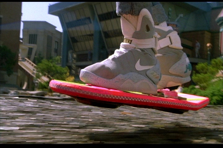The Infamous Hover Board
