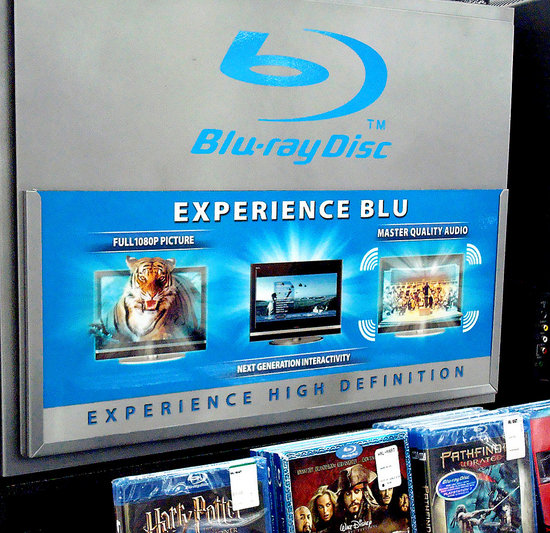 Wal-Mart: Out With HD DVD and in With Blu-ray