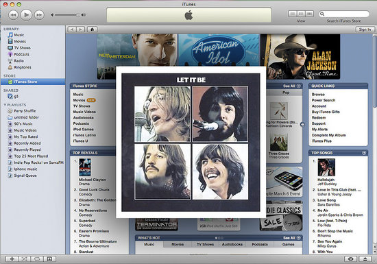Beatles Catalog Finally Available for iTunes Download!