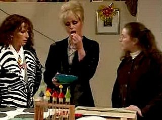 TV Dinners: Absolutely Fabulous — Food Things