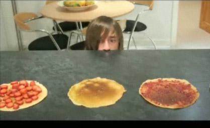 Stop Motion Pancakes