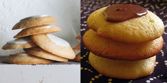Theirs vs. Mine: Buttermilk Cookies
