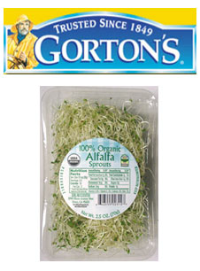 Recall Warning: Pills in the Fish, Salmonella in the Sprouts