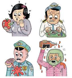 Good Magazine Interviews Expert Food Reviewers
