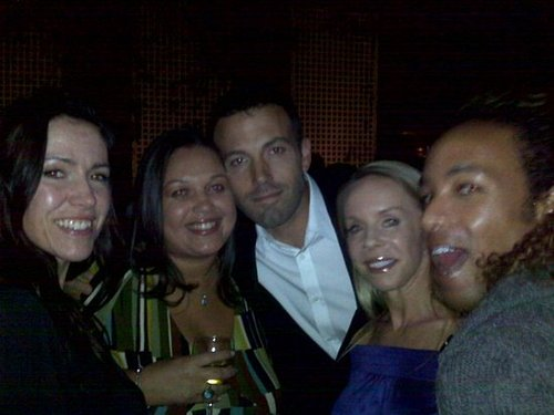 Ben Affleck:The Ladies Man