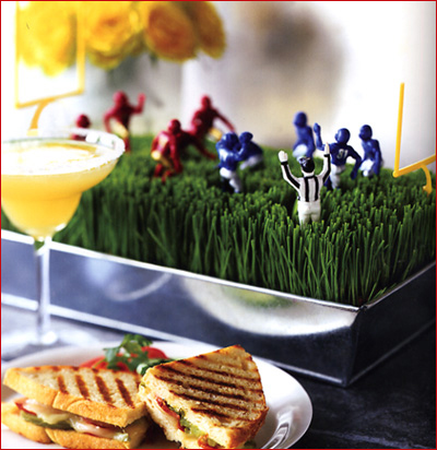 Yummy Link: Score With This Super Bowl Centerpiece