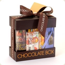 Off to Market: Box of Chocolates