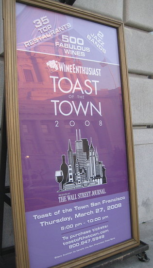 PartySugar Behind The Bash: Wine Enthusiast's Toast of Town