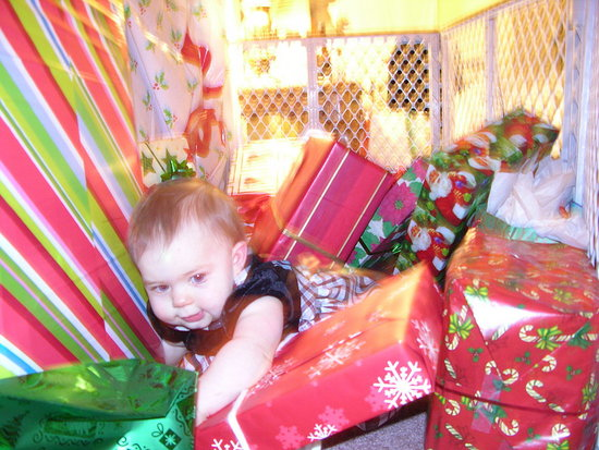 Emily's First Christmas