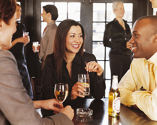 What Should You Drink at an Office Event